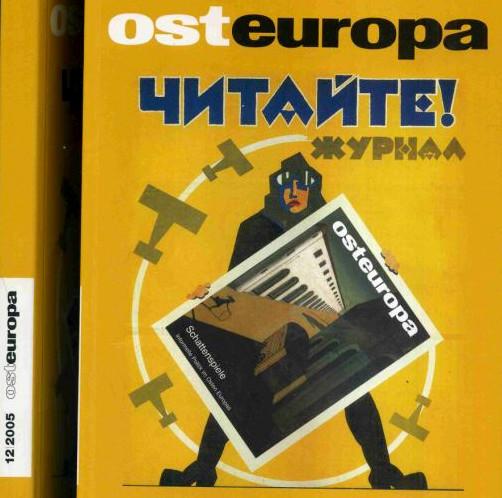 Zeitschrift: Osteuropa